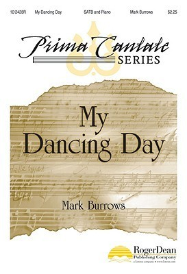 My Dancing Day  by  Mark Burrows