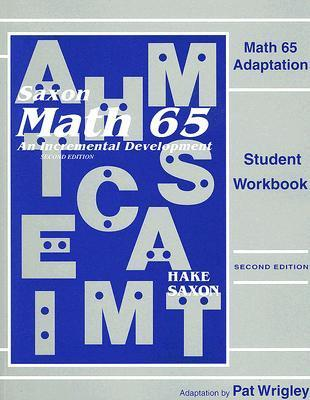 Math 65 Adaptation  by  Stephen Hake