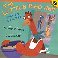The Little Red (Hen Makes a Pizza) (Picture Puffin Books (Pb))