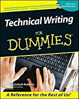 Technical Writing for Dummies.