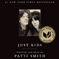 Just Kids (read by Patti Smith)