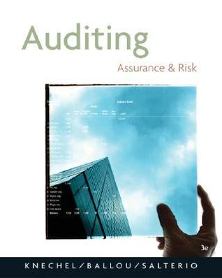 Auditing: Assurance and Risk  by  W. Robert Knechel