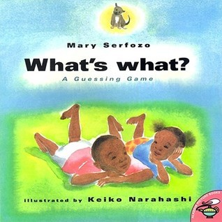 Whats What: A Guessing Game Mary Serfozo