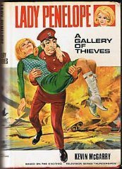 Lady Penelope: Gallery of Thieves Kevin  McGarry