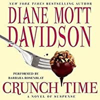 Crunch Time (Goldy Bear Culinary Mystery,#16)