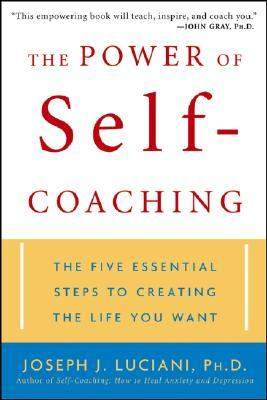 AARP Self-Coaching: The Powerful Program to Beat Anxiety and Depression  by  Joseph J. Luciani