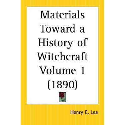 a history and significance of witchcraft Tried, strangled, and burnt north berwick witch (source: robbins, encyclopedia, 359 wedeck, a treasury of witchcraft) 1591: scotland, edinburgh: 1.