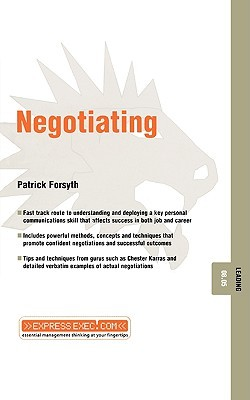 Negotiating (ExpressExec, #08.05) Patrick Forsyth