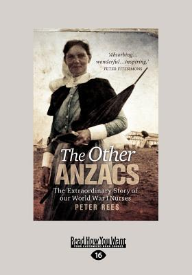 Other Anzacs (Large Print 16pt)  by  Peter Rees