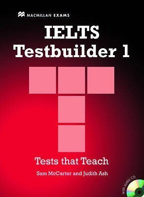 IELTS Testbuilder 1  by  Sam McCarter