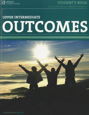 Outcomes, Upper Intermediate Student Book [With Paperback Book and Access Code] Hugh Dellar