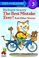 The Best Mistake Ever!: And Other Stories (Step Into Reading: A Step 2 Book (Hardcover))