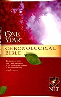 The One Year Chronological Bible NLT (New Living Translation)