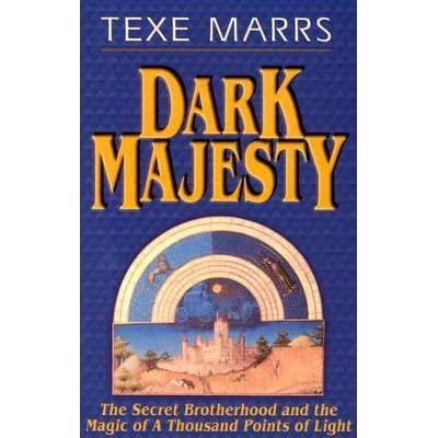 Dark majesty texe marrs