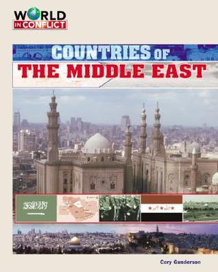Countries of the Middle East  by  Cory Gideon Gunderson