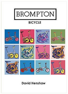 Brompton Bicycle David Henshaw