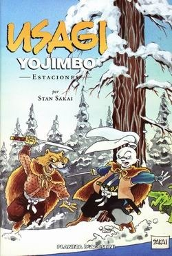 Usagi Yojimbo 11 estaciones  by  Stan Sakai