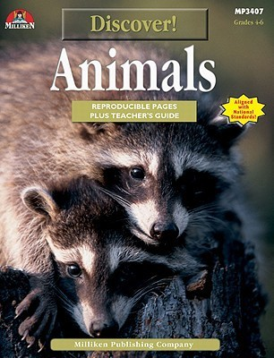 Discover! Animals Betty Reeves