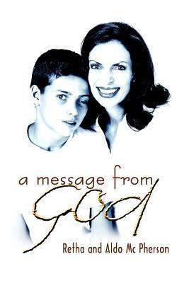 Message from God  by  Retha McPherson