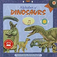 Alphabet of Dinosaurs [With Poster and Paperback Book]
