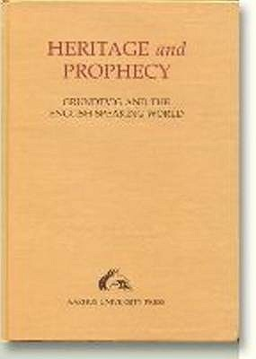 Heritage And Prophecy: Grundtvig And The English Speaking World David Jasper