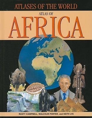 Atlas of Africa  by  Rusty Campbell