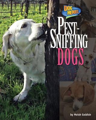 Pest-Sniffing Dogs Meish Goldish