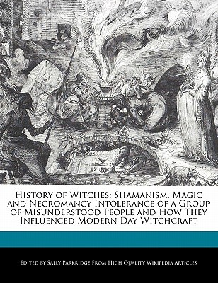 History of Witches: Shamanism, Magic and Necromancy Intolerance of a Group of Misunderstood People and How They Influenced Modern Day Witc  by  Sally Parkridge