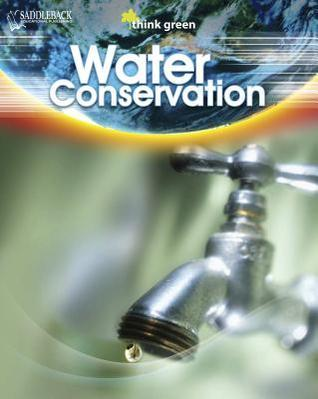 Water Conservation Differentiated Text  by  Saddleback Educational Publishing