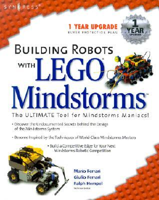 Building and Programming Lego Mindstorms Robots Kit  by  Mario Ferrari
