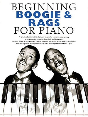 Beginning Boogie & Rags for Piano  by  Boston Music Company