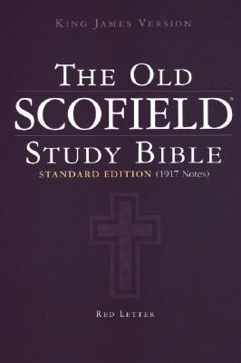 The Old Scofield Study Bible - King James Version Anonymous