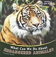 What Can We Do about Endangered Animals?