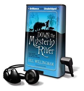 Down the Mysterly River [With Earbuds]  by  Bill Willingham