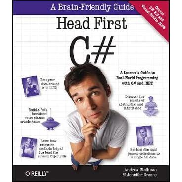 Head First C# - Andrew Stellman, Jennifer Greene