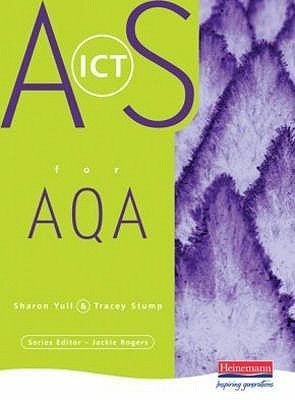As Level Ict For Aqa Sharon Yull
