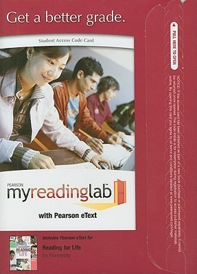 My Reading Lab New With Pearson E Text Student Access Code Card For Reading For Life  by  Corinne Fennessy