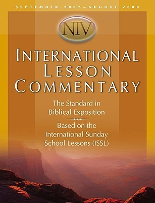 NIV International Lesson Commentary: The Standard in Biblical Exposition Cook Communications