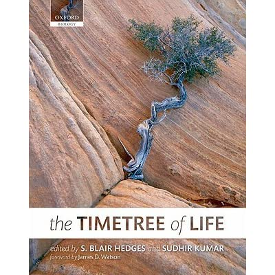 The Timetree of Life - S. Blair Hedges, Sudhir Kumar, James D. Watson