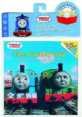 The Cranky Day & Other Thomas the Tank Engine Stories Wilbert Awdry