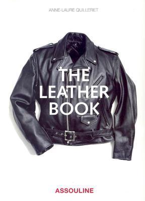 Leather Book Anne-Laure Quilleriet