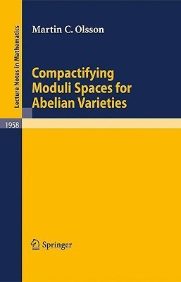 Compactifying Moduli Spaces for Abelian Varieties Martin C. Olsson