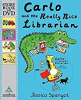 Carlo And The Really Nice Librarian (Story Book & Dvd)