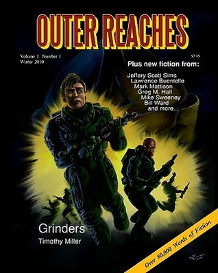 Outer Reaches  by  Black Matrix Publishing LLC
