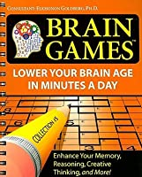 Brain Games #5: Lower Your Brain Age in Minutes a Day