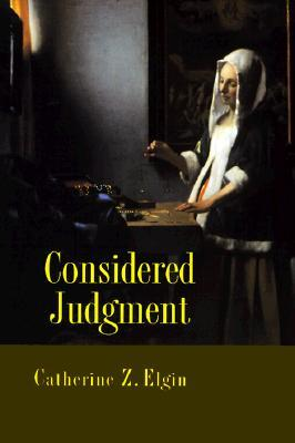 Considered Judgment Catherine Z. Elgin