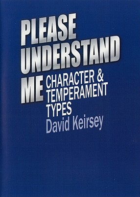 Please Understand Me DVD: Character and Temperament Types  by  Keirsey David