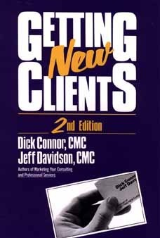 Getting New Clients Dick Connor