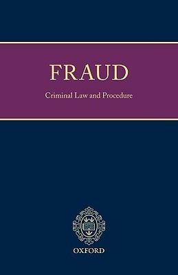 Fraud: Criminal Law and Procedure Clare Montgomery
