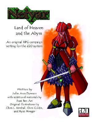 Neiyar: Land of Heaven and the Abyss  by  Julie Ann Dawson